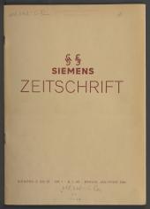 Siemens-Zeitschrift