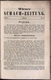 Wiener Schach-Zeitung