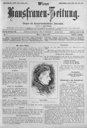 Wiener Hausfrauen-Zeitung