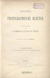 Wiener Photographische Blätter