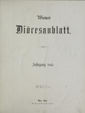 Wiener Diözesanblatt