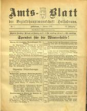 Amtsblatt der Bezirkshauptmannschaft Hollabrunn