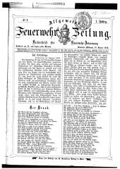 Allgemeine Feuerwehr-Zeitung