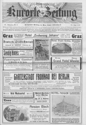 Illustrierte Kurorte-Zeitung, 1913-06-10