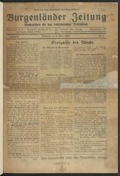 Burgenländer Zeitung