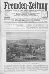 Fremdenblatt: Organ für die böhmischen Kurorte, 1900-07-28