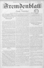 Fremdenblatt