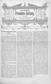 Salzburger Fremden-Zeitung