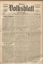 grazer volksblatt online dating