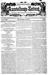 Internationale Ausstellungs-Zeitung