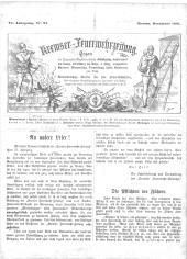 Kremser Feuerwehrzeitung