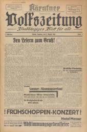 Kärntner Volkszeitung