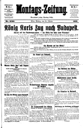 Montags-Zeitung