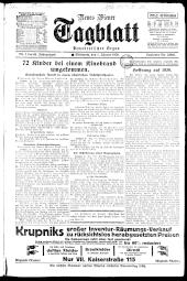 Neues Wiener Tagblatt (Tagesausgabe)