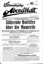 Österreichisches Abendblatt