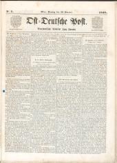 Ost-deutsche Post