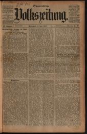 Österreichische Volkszeitung