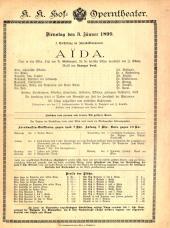 Theaterzettel der Staatsoper (tit. fict.)
