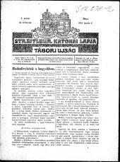Streffleur katonai lapja