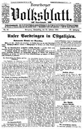 Vorarlberger Volks-Blatt