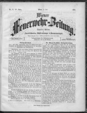 Wiener Feuerwehr-Zeitung