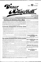 Wiener Mittagsblatt