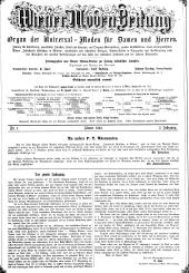 Wiener Moden-Zeitung