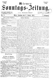 Wiener Sonntags-Zeitung