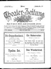 Wiener Theater-Zeitung